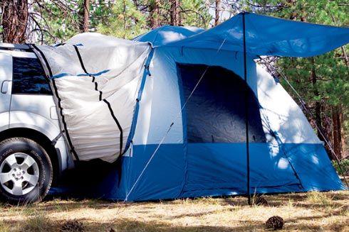 Nissan Pathfinder Hatch Tent - 999T7-XY100