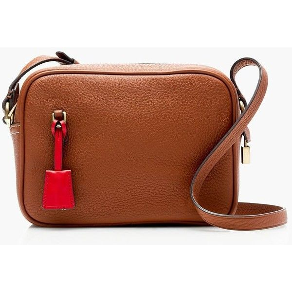 J.Crew Signet Bag (£135) ❤ liked on Polyvore featuring bags, purses, zipper coin purse, monogrammed bags, brown bag, zip lock bags and zippered coin pouch