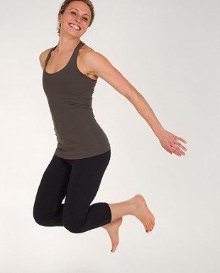 lululemon. best workout clothes around. crb tank $39