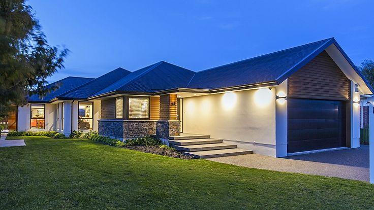 A big stunning house designed by Jason Higham from Higham Architecture #ADNZ #architecture #house