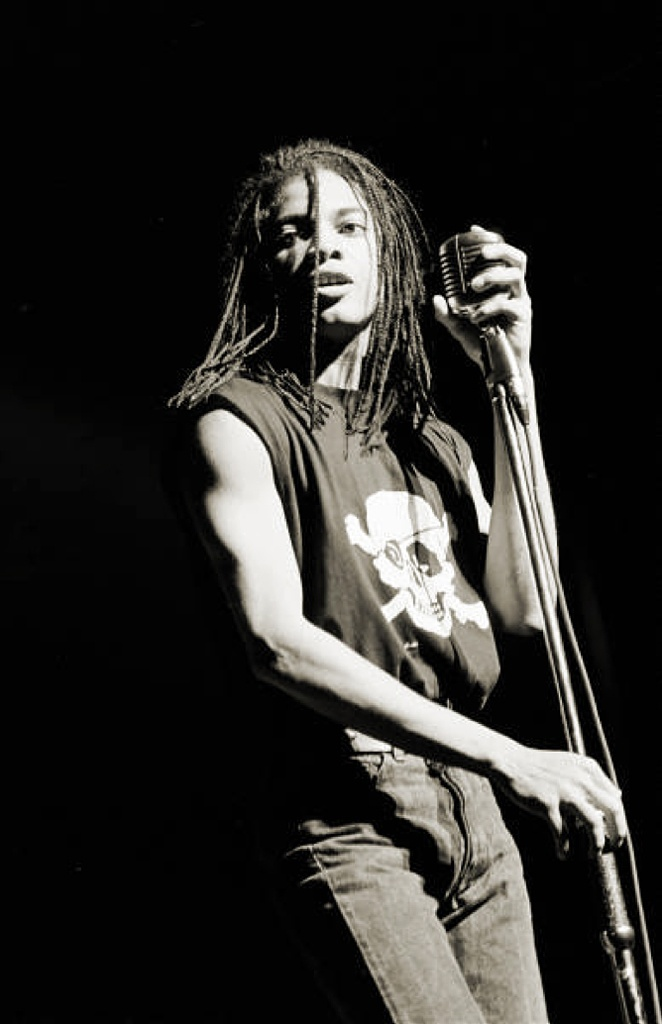 Terence Trent D'Arby -- Best fucking singer of his generation.