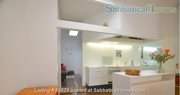 SabbaticalHomes - Home for Rent Bonn 53111 Germany, Idyllic & Central 3 Room-