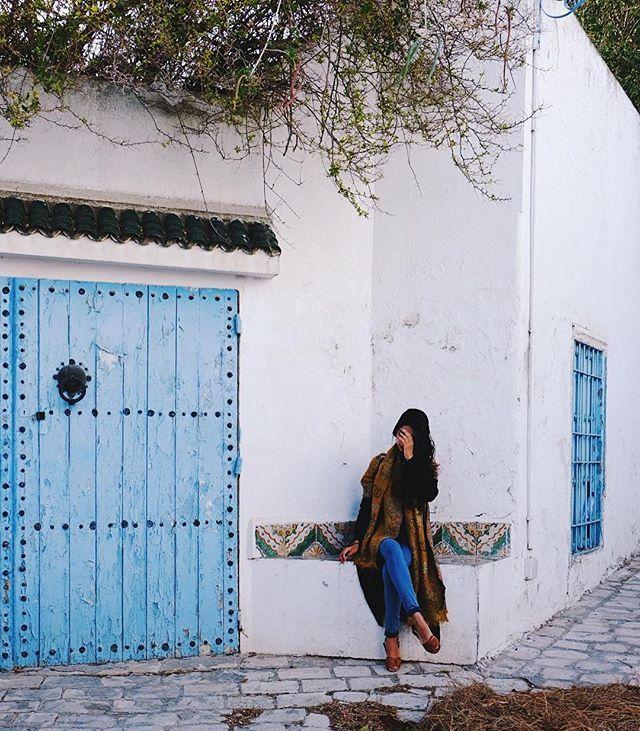 matching with Sidi bou said by (saini.samiah). lifewelltraveled #vscotravel #travelgram #selfie #tunisia #wanderlust #architecture #discoverglobe #instadaily #portrait #travel #tunis #dubaiblogger #destination #vacation #travelbug #beauty #explore #passionpassport #instatravel #instapassport #design #fujifilm #sidibousaid #vsco #wonderful_places #postthepeople #artofvisuals #traveller #fantasticearth
