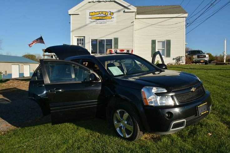 2009 Chevrolet Equinox AWD Sport 4dr SUV w/ 1SP In Spencerport NY - Murrays Elite Imports Inc.