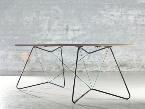 On a String Table by OK Design