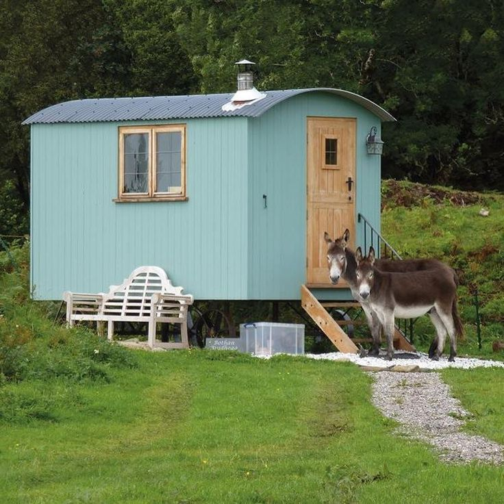 Huts and Cabins, Glamping Scotland, Shepherd's Huts, Tipis