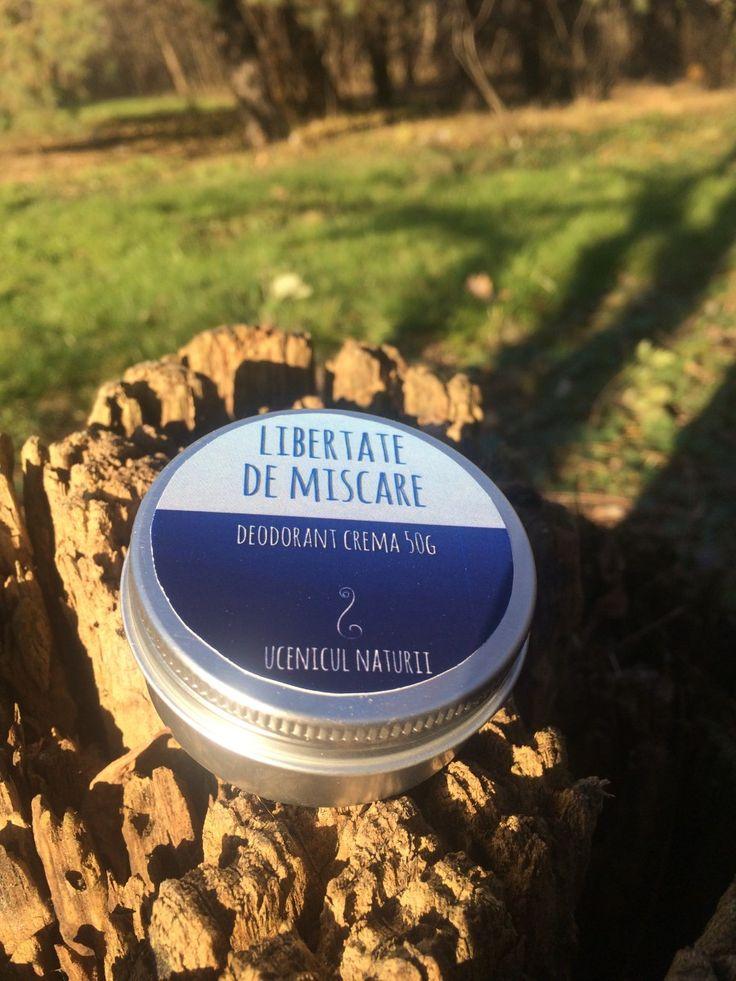Deodorant crema