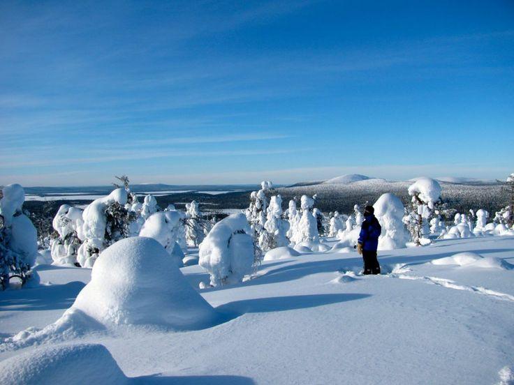 5 Dinge, die Du über Lappland im Winter wissen musst http://goodmorningworld.de