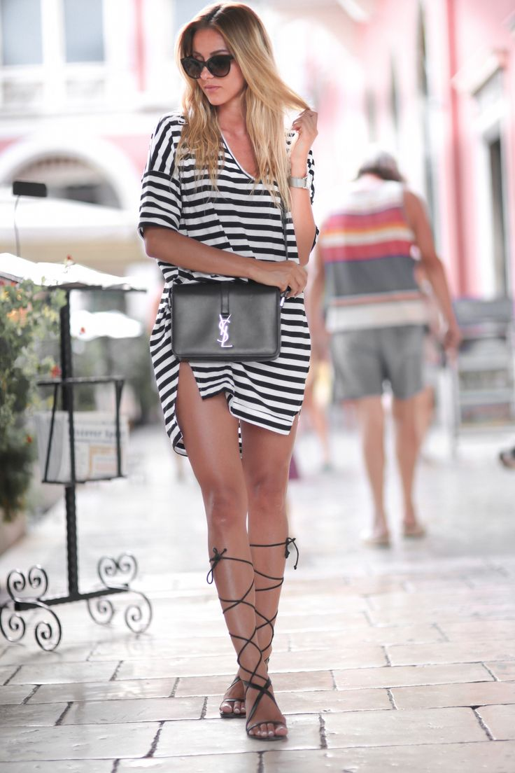 Striped Outfits & Ideas: In 2015 Stripes Are No Longer A Trend, They Are A  Style Stable