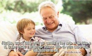imagen dia del padre con dedicatorias para mi abuelo