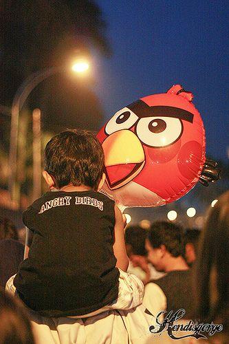 Angry Birds #MTD2012
