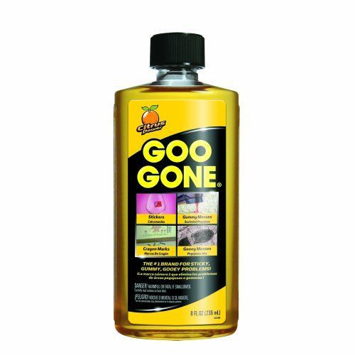 Goo Gone Surface Safe Adhesive Remover, 8 oz Goo Gone