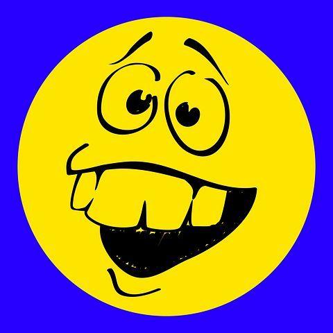 Smiley, Hangulatjel, Nevetés