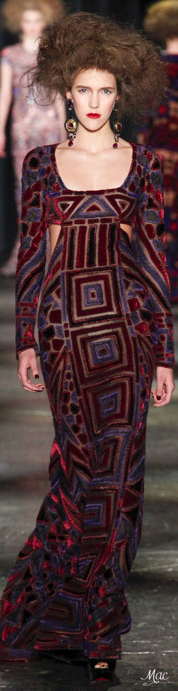 Fall 2016 Ready-to-Wear Naeem Khan