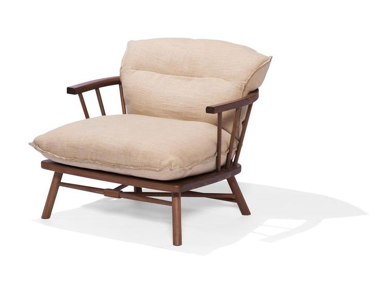 The Beautifully Crafted Shaker Inspired Lounge Chair Made From American Black Walnut Harvested In Family