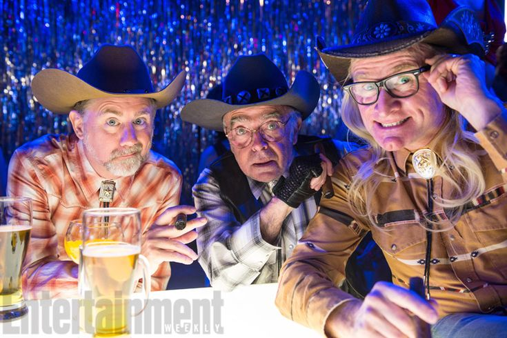 On Monday, theX-Filesrevival welcomes a few fan-favorite characters from the original series. Surely you recall Byers, Langly, and Frohike, the conspiracy nuts collectively known as the Lone Gunmen? The trio proved so popular with fans of the original show that they actually got their own short-lived spin-off series,The Lone Gunmen. After the show's cancellation, the characters returned in a season 9 episode ofThe X-Files. And ... well, they died.