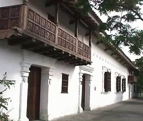 Casa del Virrey (Cartago, Valle)