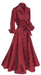 Dupioni Dress