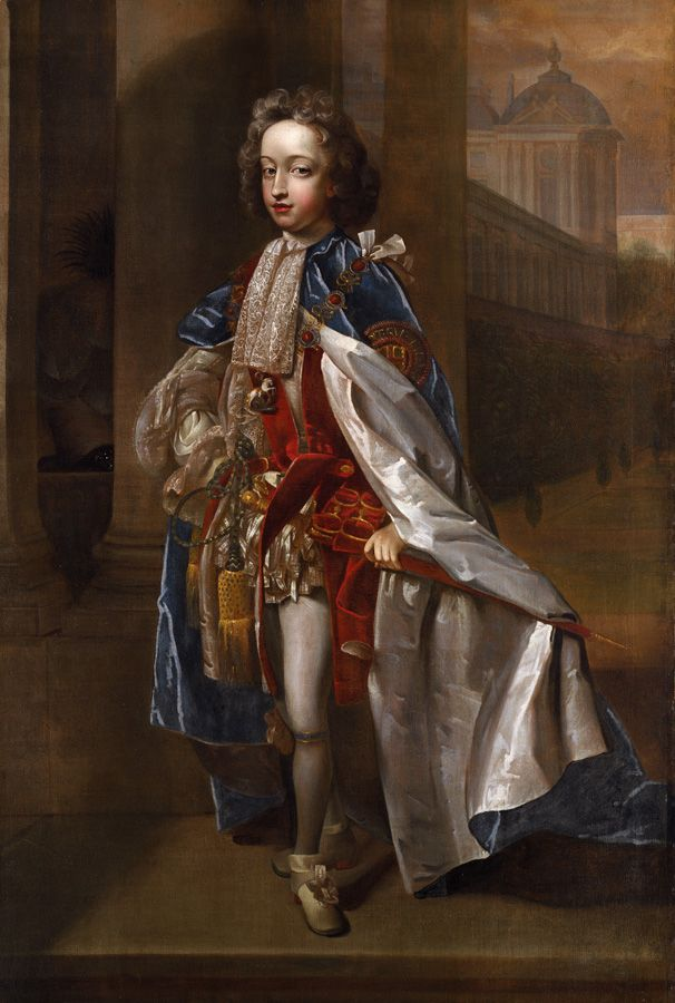 Duke of gloucester only styled prince william son of for Classic house akasaka prince