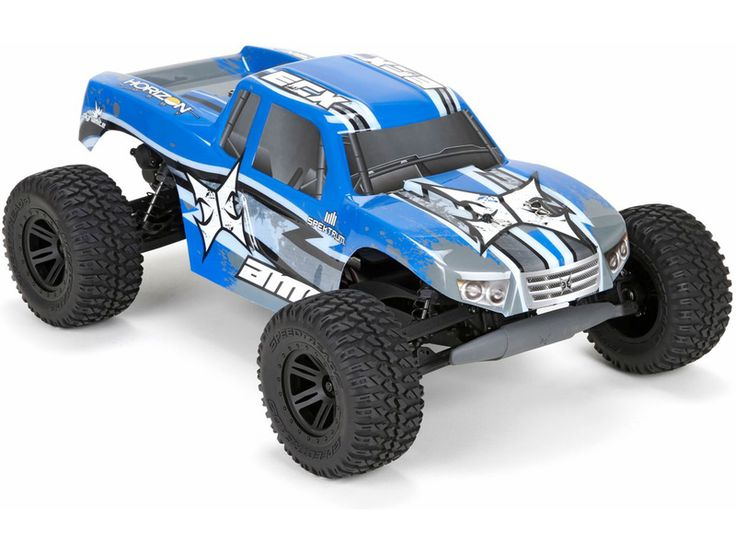 ECX AMP Monster Truck 1:10 2WD Kit Model RTR