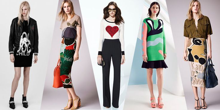 Nice Awesome Pop Art and Slogans Resort 2015 Trend