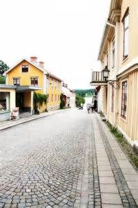 Nora, Sweden, Rick's ancestors were from here! Great place to spend the day, we went there by train!