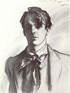 Portrait of W. B. Yeats