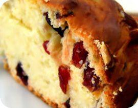 Receta de pan dulce casero