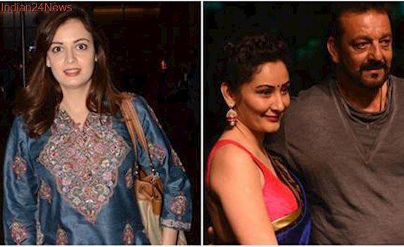 Sanjay Dutt biopic: Dia Mirza to play Manyata in Ranbir Kapoor film