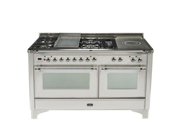 $15,000 Ilve Majestic Series Range From Italy 60in