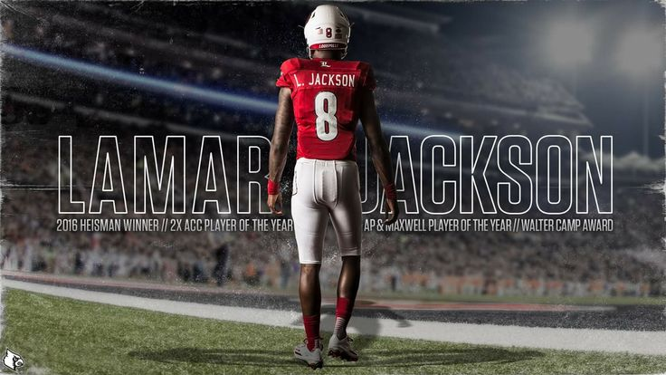 From the on-field heroics to the off-field service, thank you Lamar Jackson for being an unbelievable leader and teammate. You will forever be one of the greatest to wear the University of Louisville Football uniform. http://uofl.me/2AwQ3R5