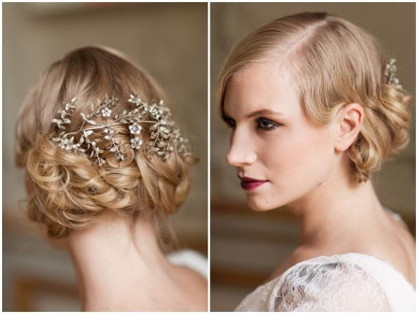 1000+ Ideas About Great Gatsby Hair On Pinterest