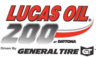 The ARCA Racing Series Lucas Oil 200 presented by General Tire, from Daytona International Speedway