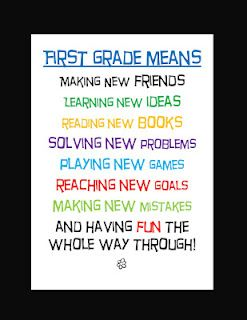 First Grade Means