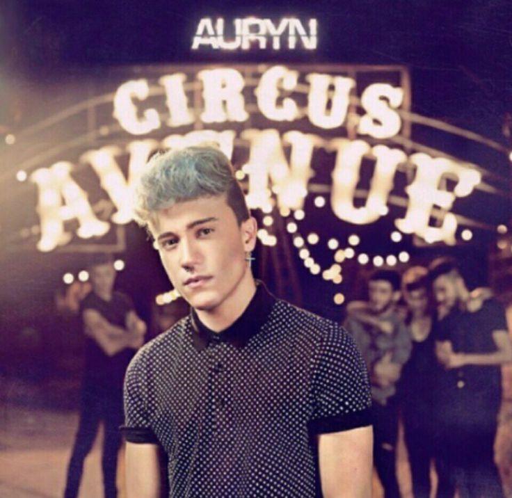 Auryn: Circus Avenue (Edición Carlos) - 2014.