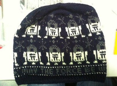 Knitting Pattern For R2d2 Hat : 1000+ ideas about Knitted Beanies on Pinterest Knit Caps, Knitting and Youth