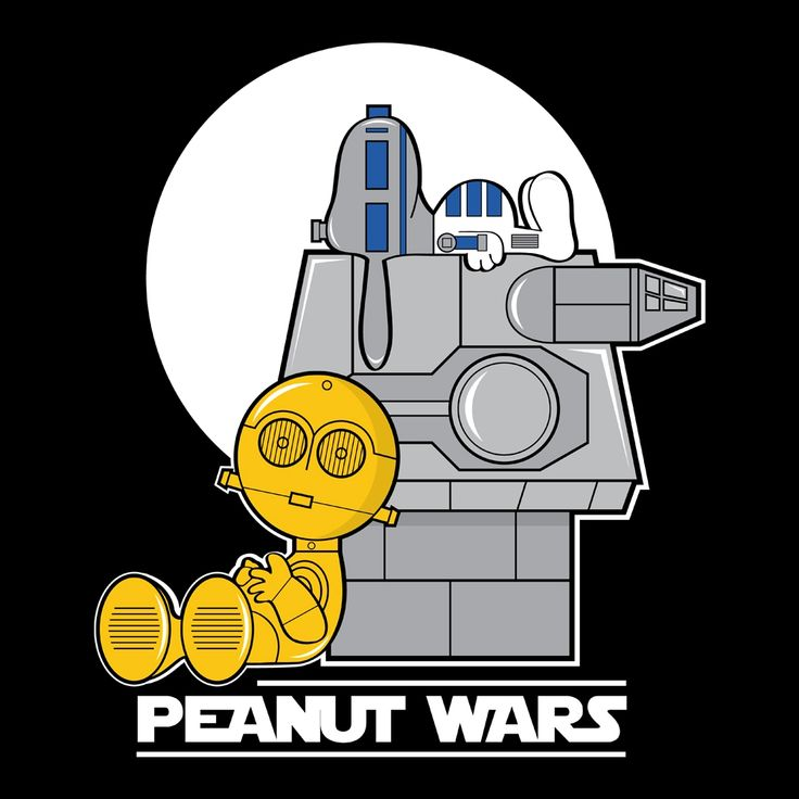 Star Wars & Snoopy                                                       …