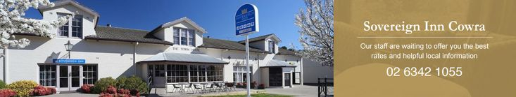 The Sovereign Inn Group is a reputed name when it comes to motel accommodation in New South Wales in places like Cowra, Cooma, Newcastle, Wollongong, Gundagai and the Blue Mountains. Contact at: 0264521366.