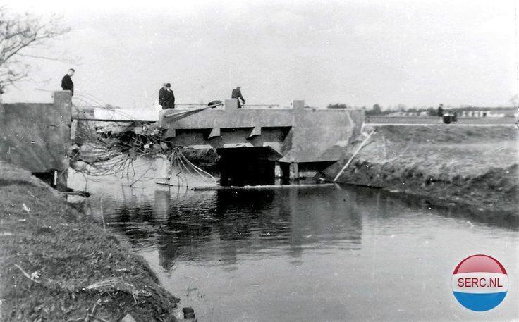 Tweede Wereldoorlog Zuidlaren (jaartal: 1940 tot 1945) - Foto's SERC