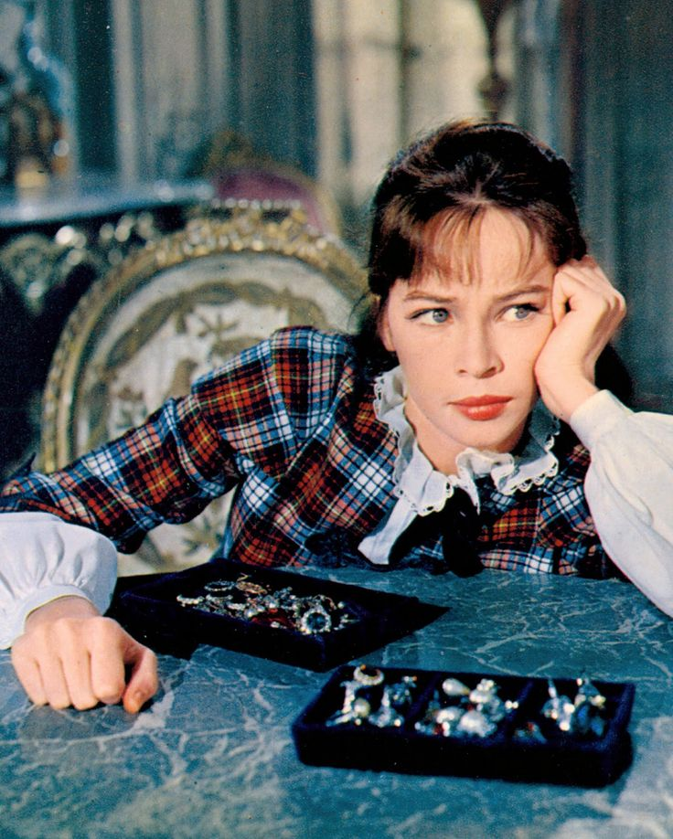 "The fabulous Leslie Caron in Vincent Minnelli's ""Gigi,"" (1958).  One of my favorite performances by an actress in a movie."