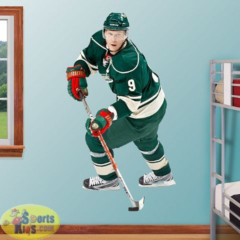 mikko koivu hockey cards   Fathead is Huge! Real. Big. Fathead wall graphics are life size action ...