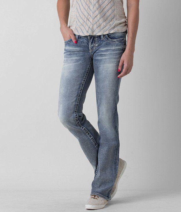 Daytrip Leo Boot Stretch Jean - Women's Jeans in Light 41   Buckle