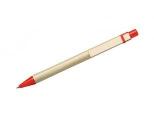Długopis dla każdego komu nie obca jest ekologia. Wykonany z kartonu oraz plastiku świetnie sprawdza się na konferencjach.