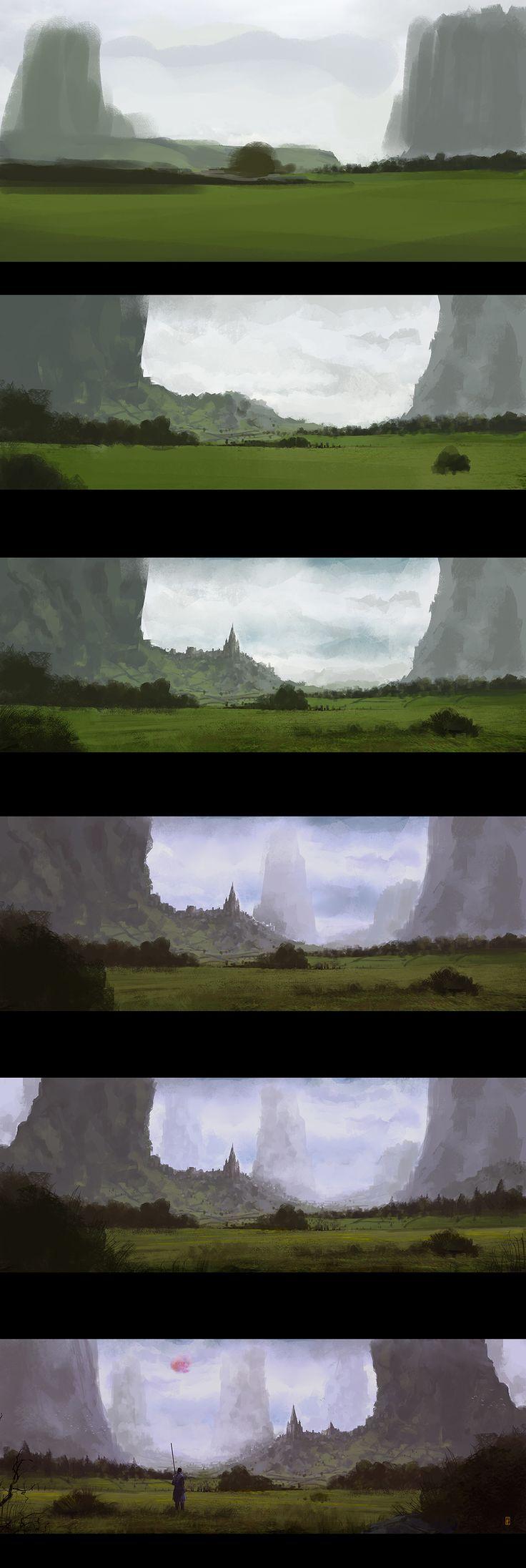 LAST_KINGDOM_STEPS by donmalo on DeviantArt