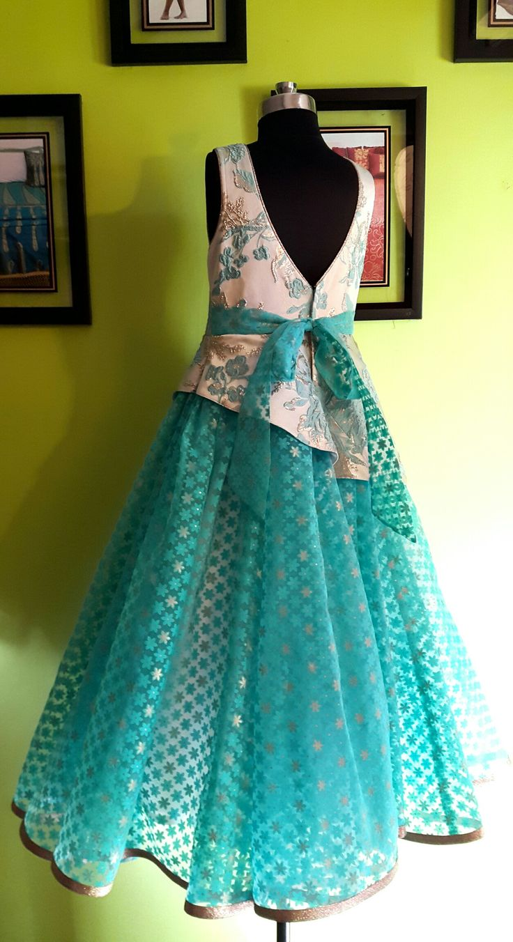#MOHHO by A&N #galsFLAUNTinGOWN #galsWEAR #kidsWEAR