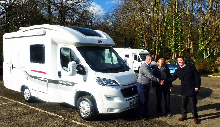 The team at Viscount love our customers and always go 'the extra mile' to ensure everyone is happy throughout the decision-making process. Our great customer service also continues long after they've collected their motorhome! Read our latest reviews at: http://viscountmotorhomes.co.uk/reviews/  #Happy #Motorhomes #Camping #Explore #Discover #Freedom