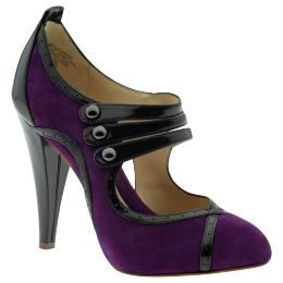 These are cute with the rest of the purple theme