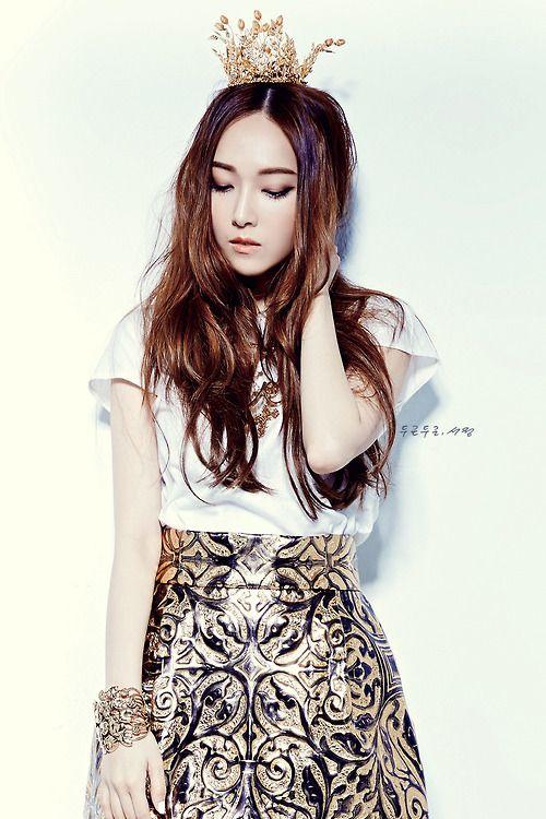 SNSD Jessica Girls Generation Nylon magazine 2014