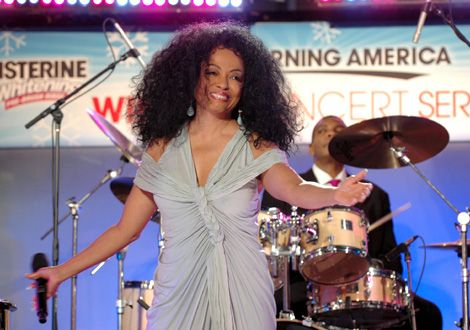 Good Morning America Show Episodes   Good Morning America - Diana Ross performs live - airdate 1/16/2007