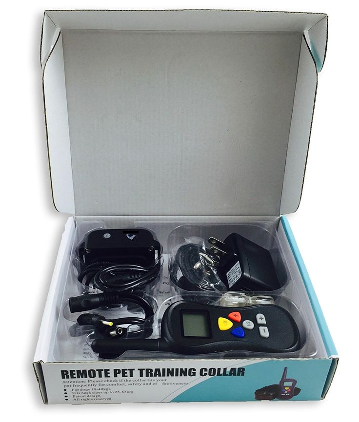The Ultimate Remote Dog Training Collar - Water resistant, 3 training modes, and more ** Click on the image for additional details. (This is an affiliate link and I receive a commission for the sales)